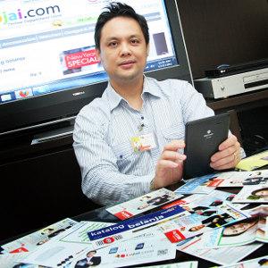 Agus Tjandra CEO dan Founder Lojai.com